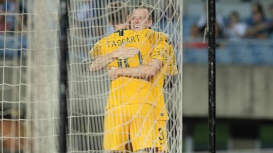 Jordan 0-1 Australia: Socceroos stay perfect thanks to Taggart strike