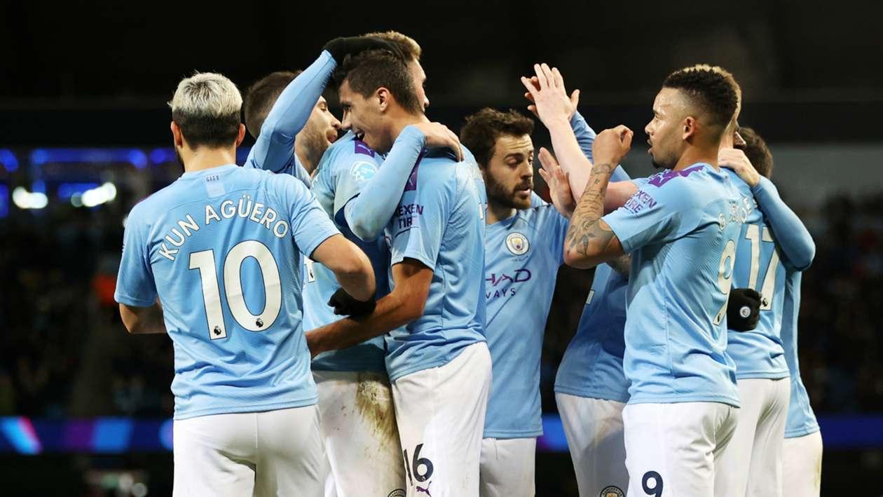 BPL (2019-2020) Report: Manchester City 2-0 West Ham - Guardiola's men ease to win amid UEFA battle