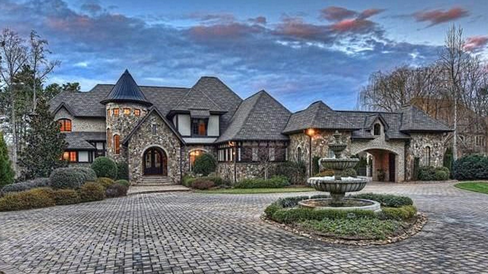 Nascar Crew Chief Chad Knaus Selling 3 1 Millon Mansion Sporting News
