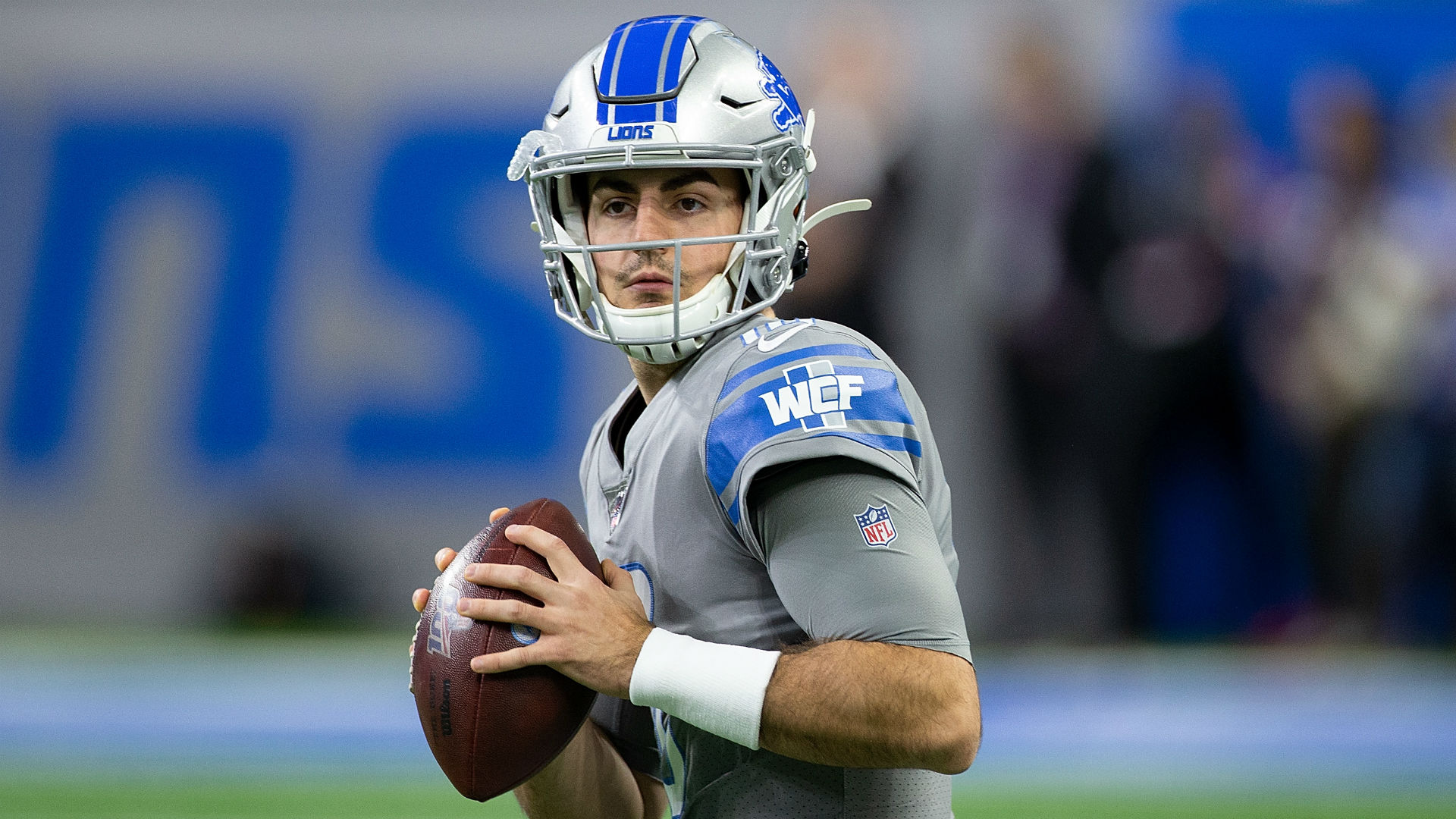 David Blough reflects on 'special' first NFL start after ...