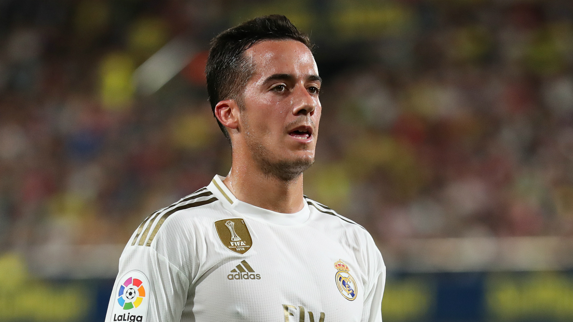 Real Madrid winger Vazquez breaks toe in dumbbell accident