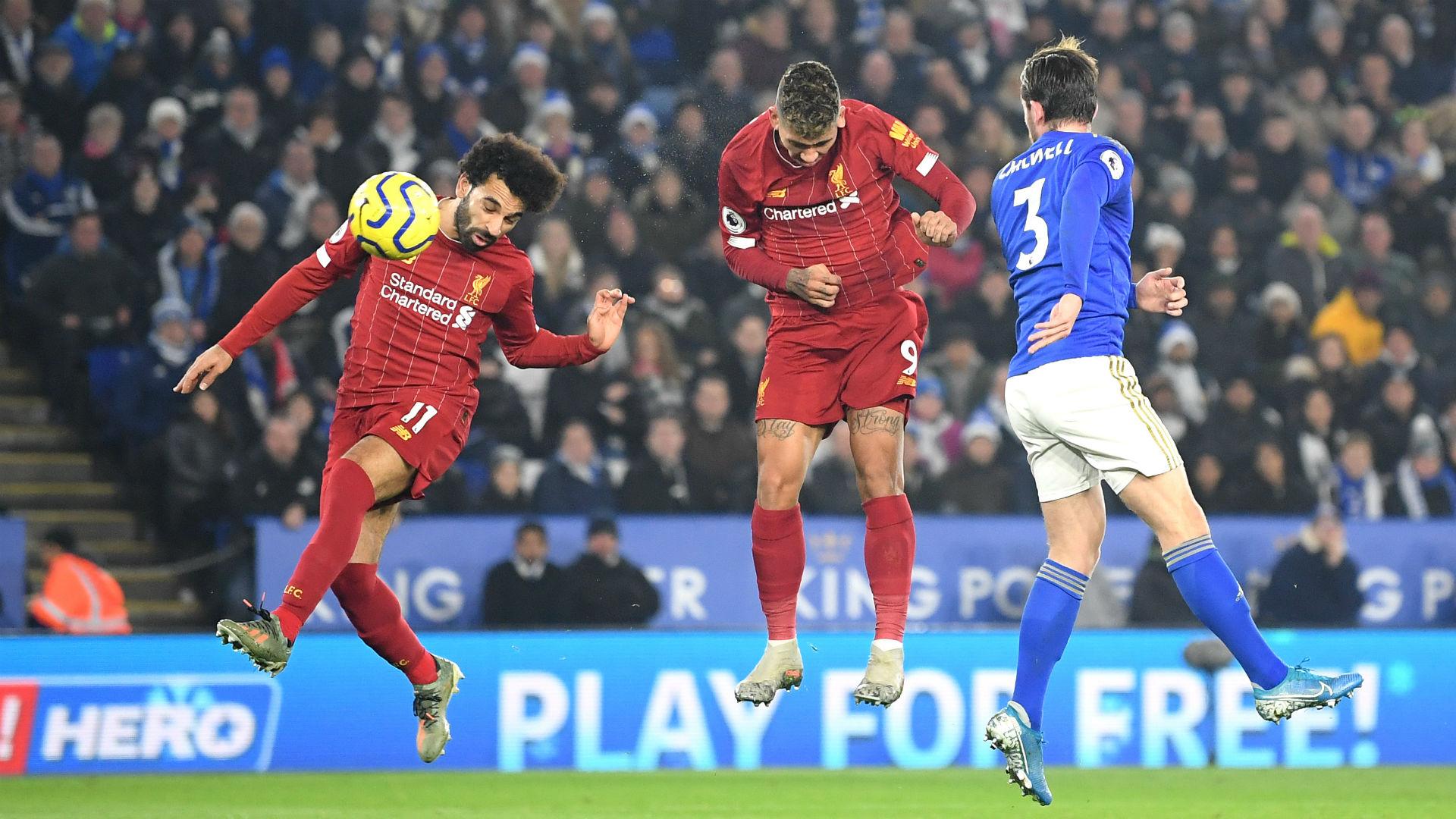Leicester City V Liverpool Match Report 26 12 2019 Premier League Goal Com