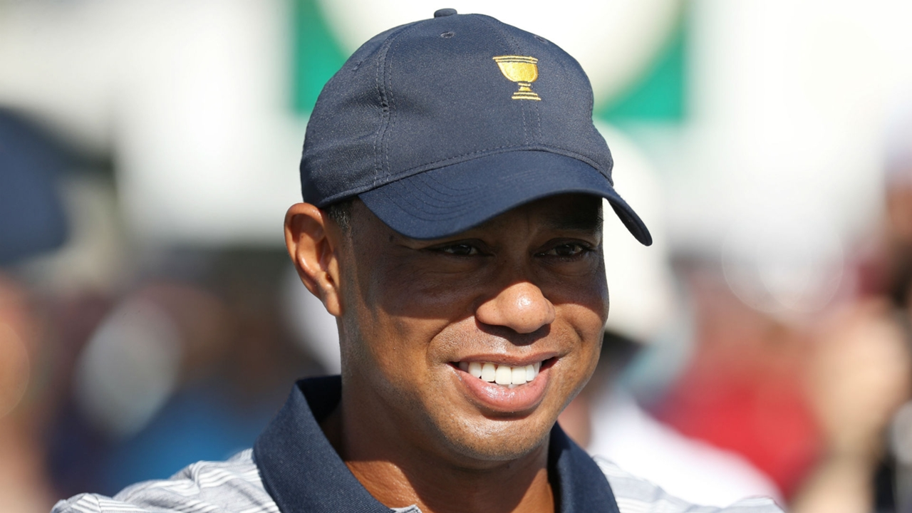 Tiger Woods Daughter Describes Dad As Messi Of Golf Sporting News