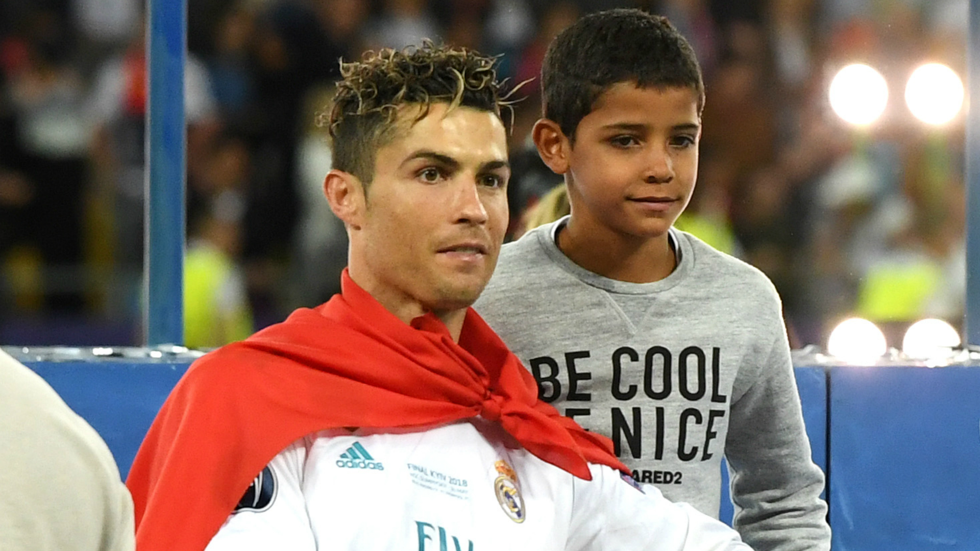 Cristiano Ronaldo Jr Outshines Real Madrid Superstar Dad With Stunning Strike Goal Com