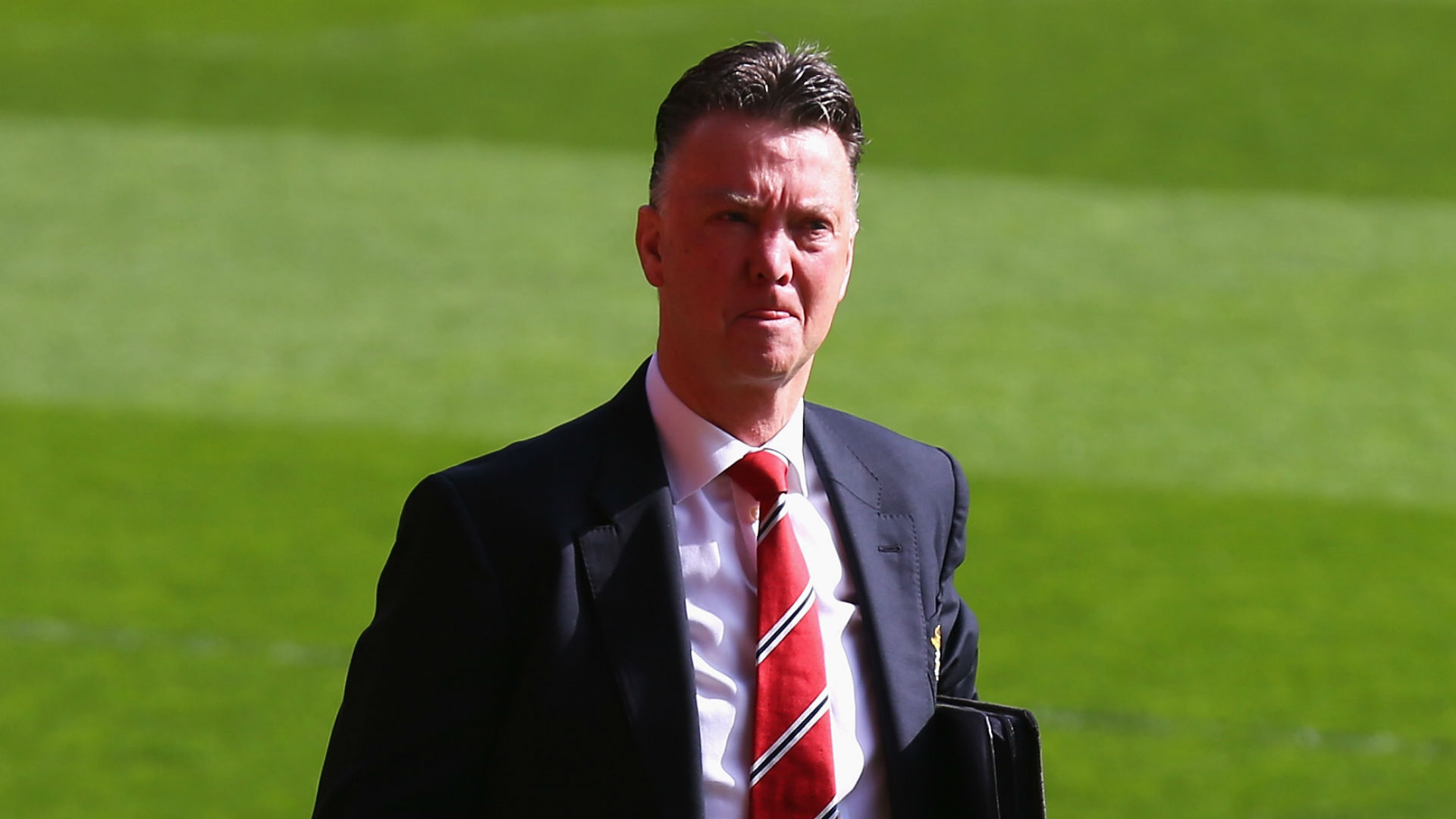 Louis Van Gaal Hails Player Influence For Manchester