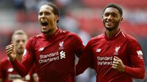 Virgril van Dijk and Joe Gomez - cropped