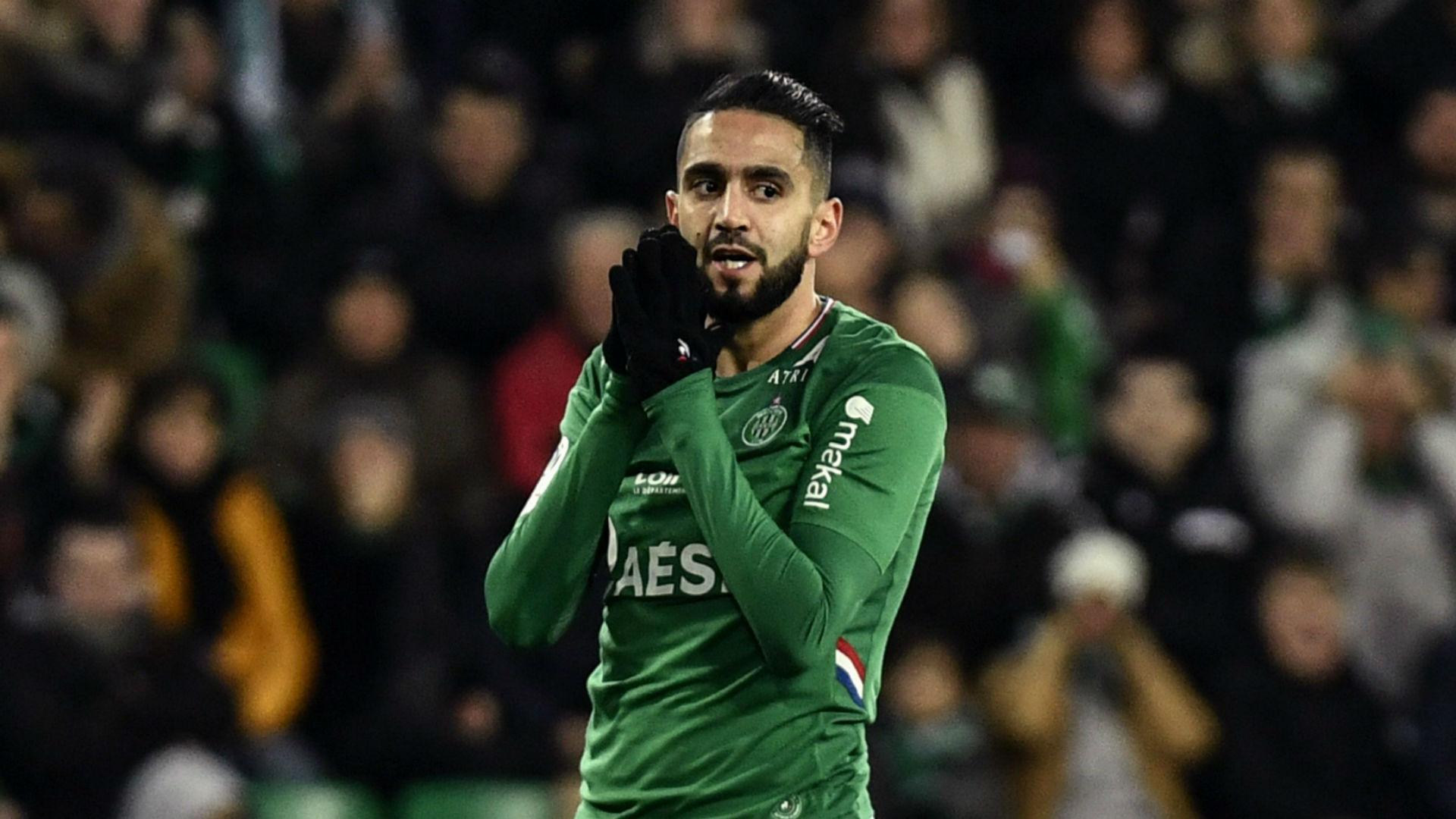 Saint-Etienne 2-1 Rennes: Boudebouz downs defending champions and books final spot