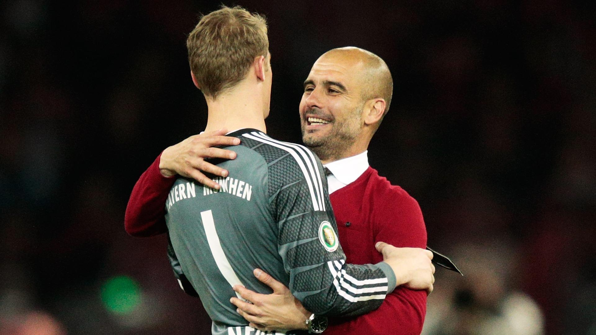 Bayern Munich 'going very well' under Flick amid Guardiola talk, says Neuer