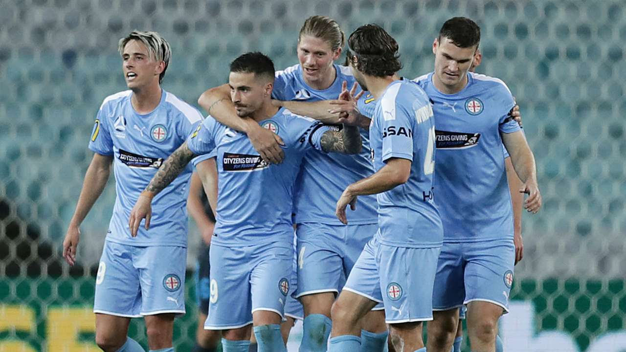 Melbourne City - cropped