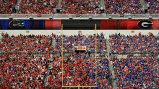 Florida vs. Georgia in Jacksonville