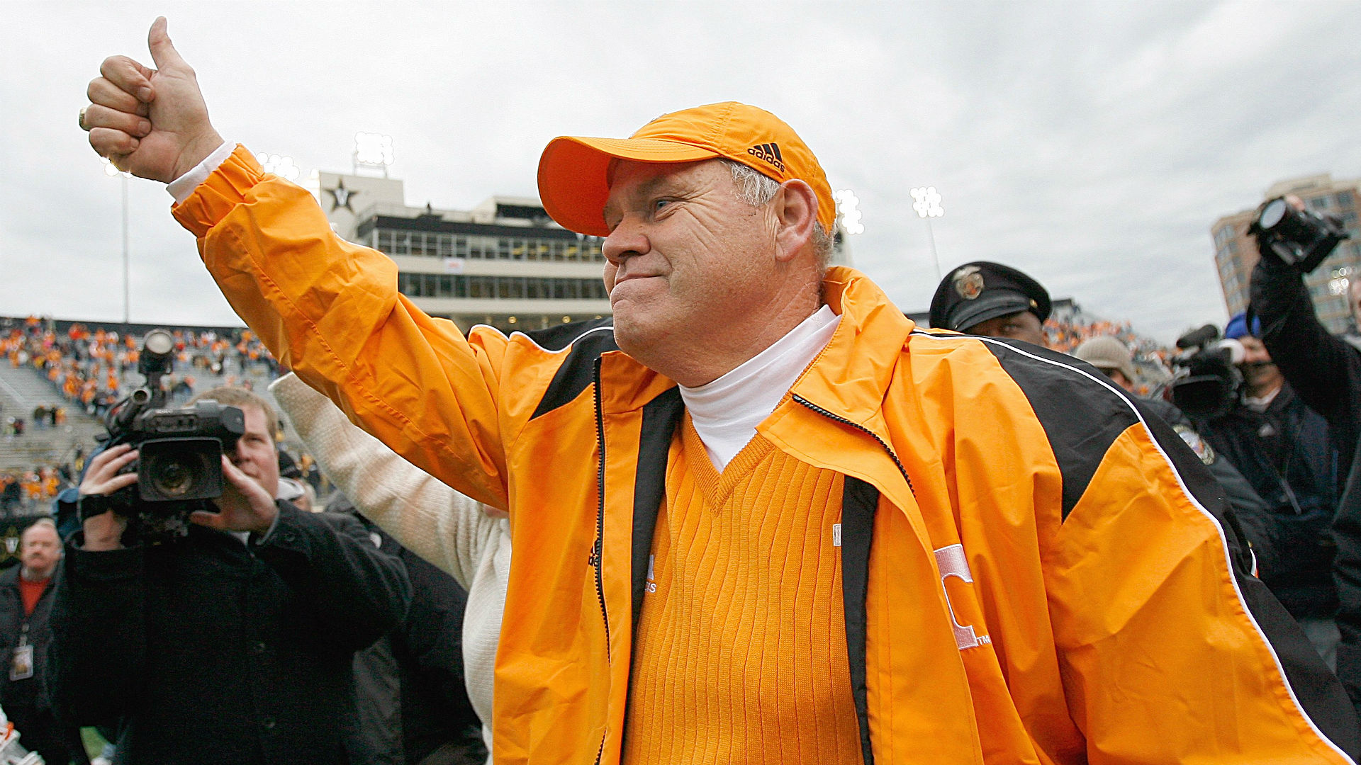 Will Phillip Fulmer be Tennessee's new AD? | Sporting News