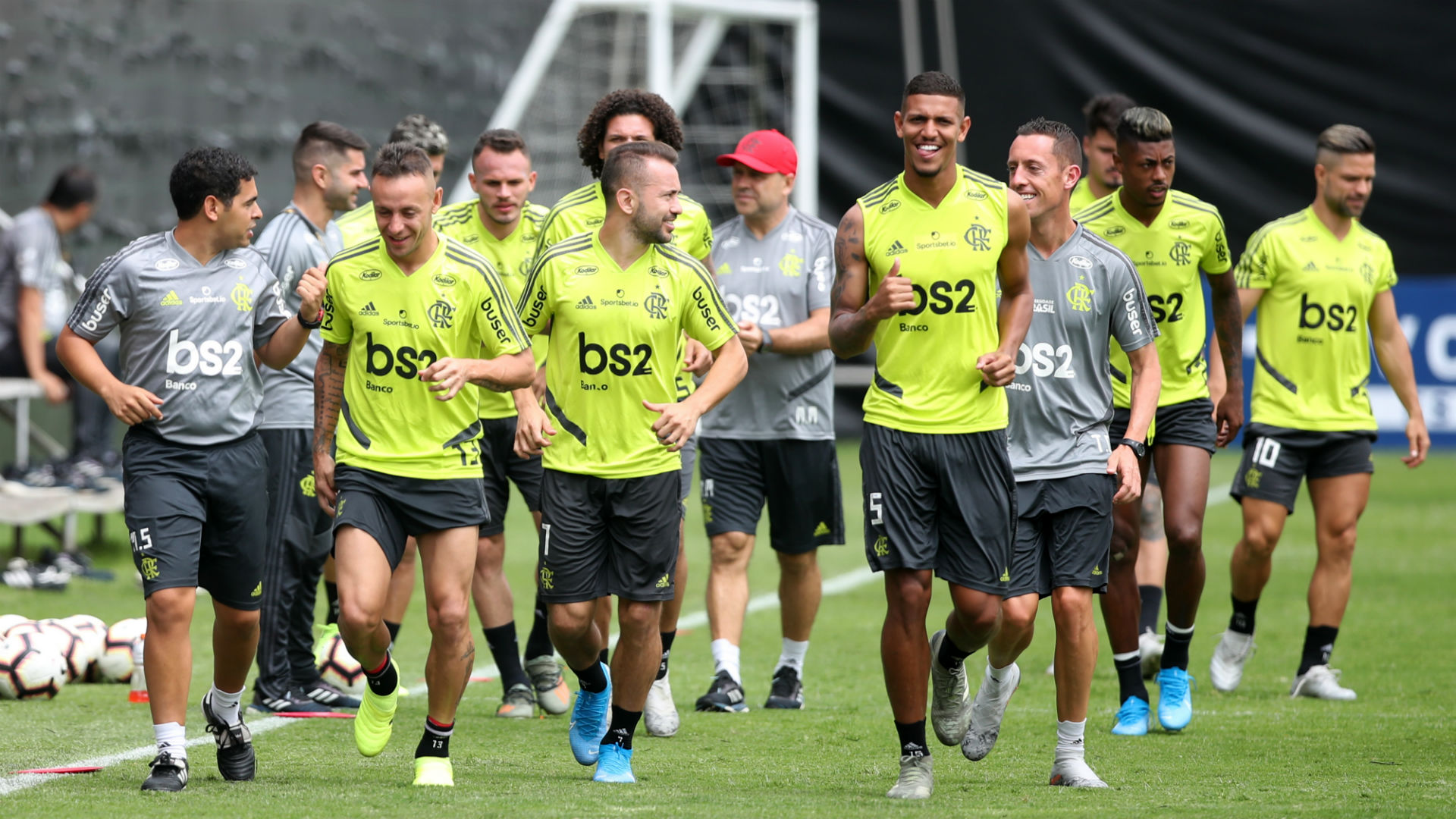 Flamengo get 38 positive results from coronavirus testing
