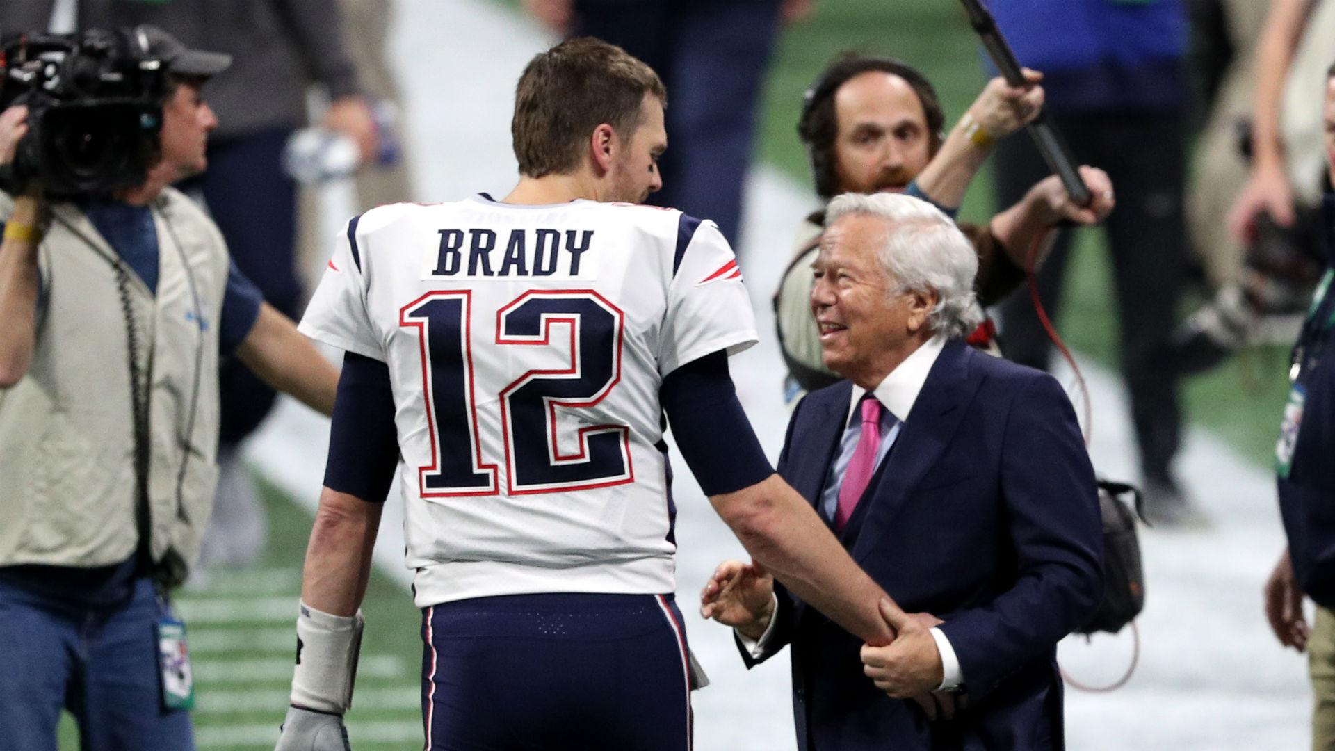 """Los patriotas agradecen a Tom Brady en un elegante anuncio en el periódico de Tampa: """"Tienes uno genial"""" 1"""