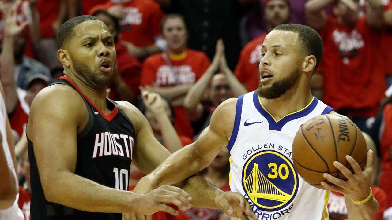 Rockets vs. Warriors