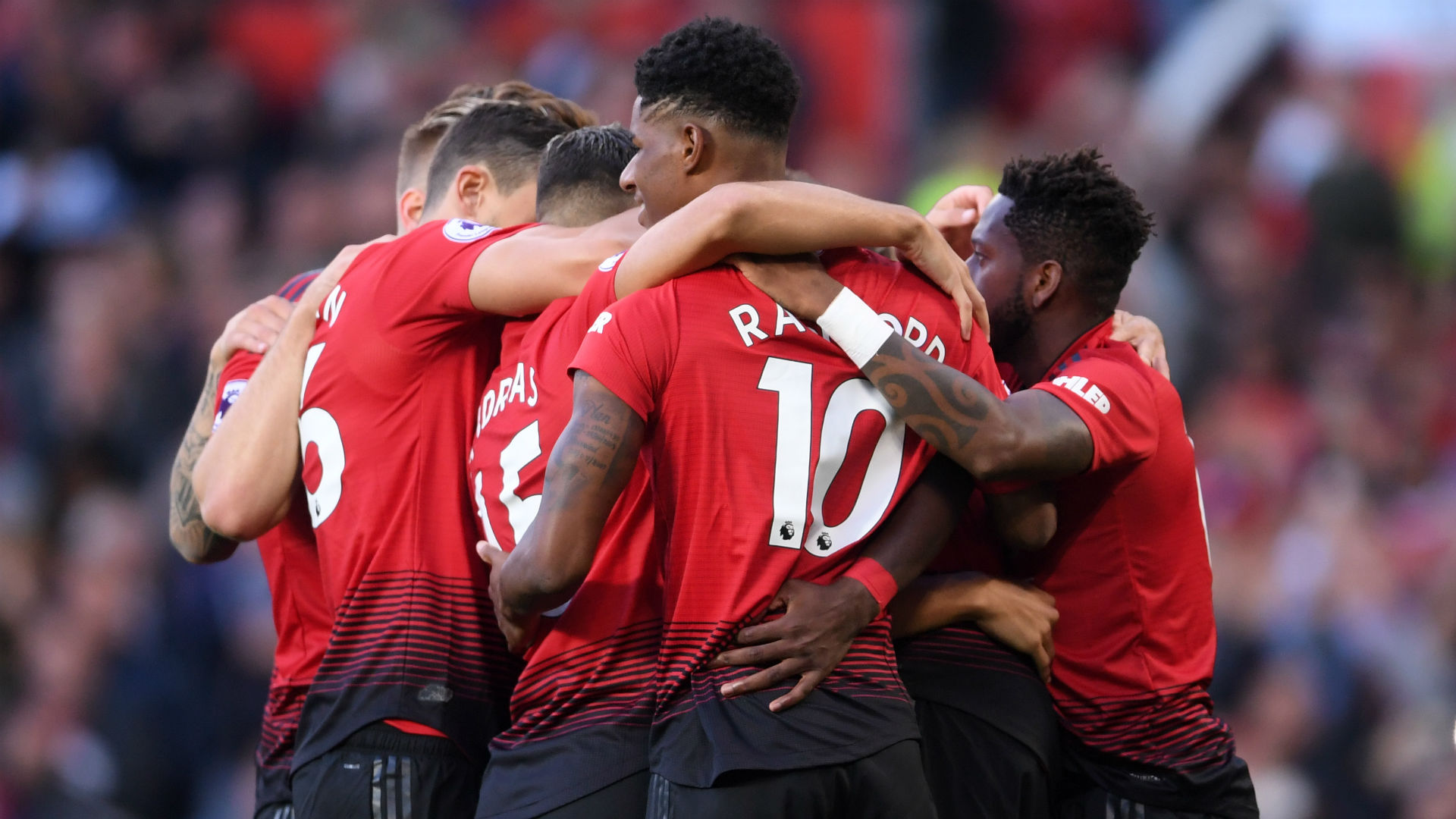 Manchester United V Leicester City Match Report 10082018