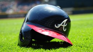 Atlanta Braves helmet