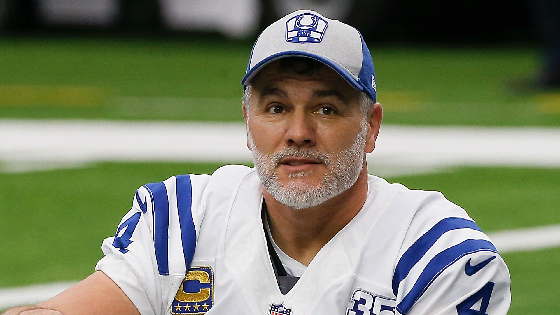 Colts' Adam Vinatieri will kick in Week