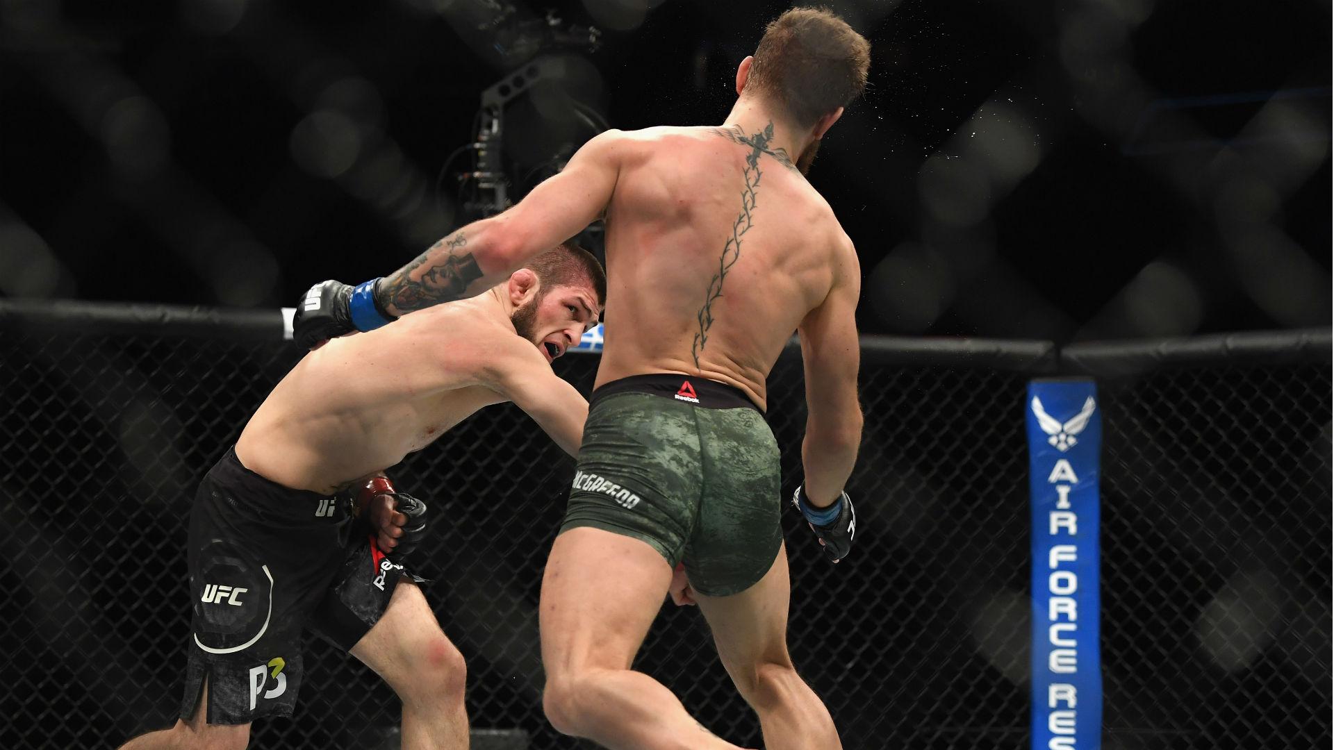 Conor McGregor wants Khabib Nurmagomedov rematch in Moscow