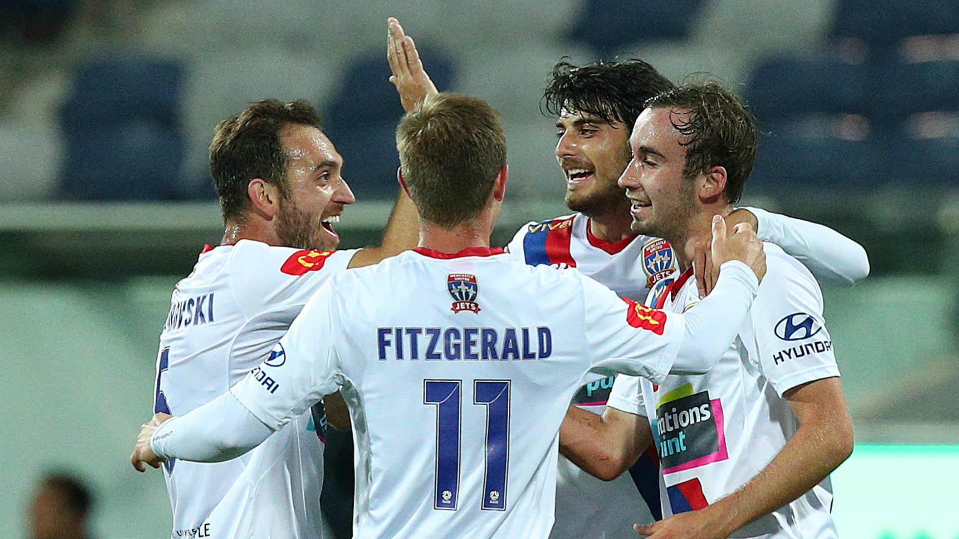 A-League Review: Newcastle Jets edge Western United, Adelaide overwhelm Central Coast Mariners - Sporting News AU