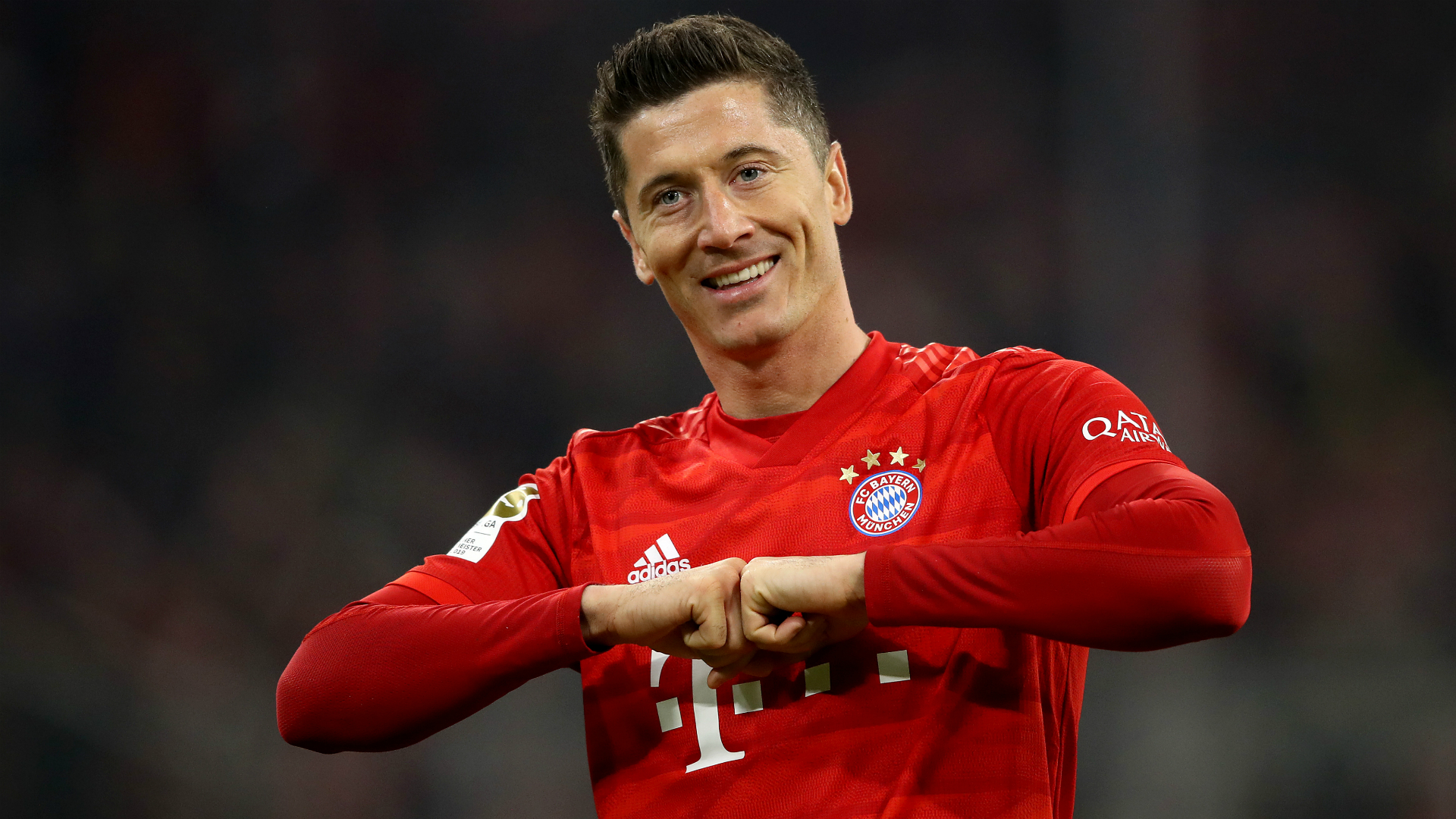 'Animal' Lewandowski leaving Bayern for Real Madrid was never a concern for Martinez