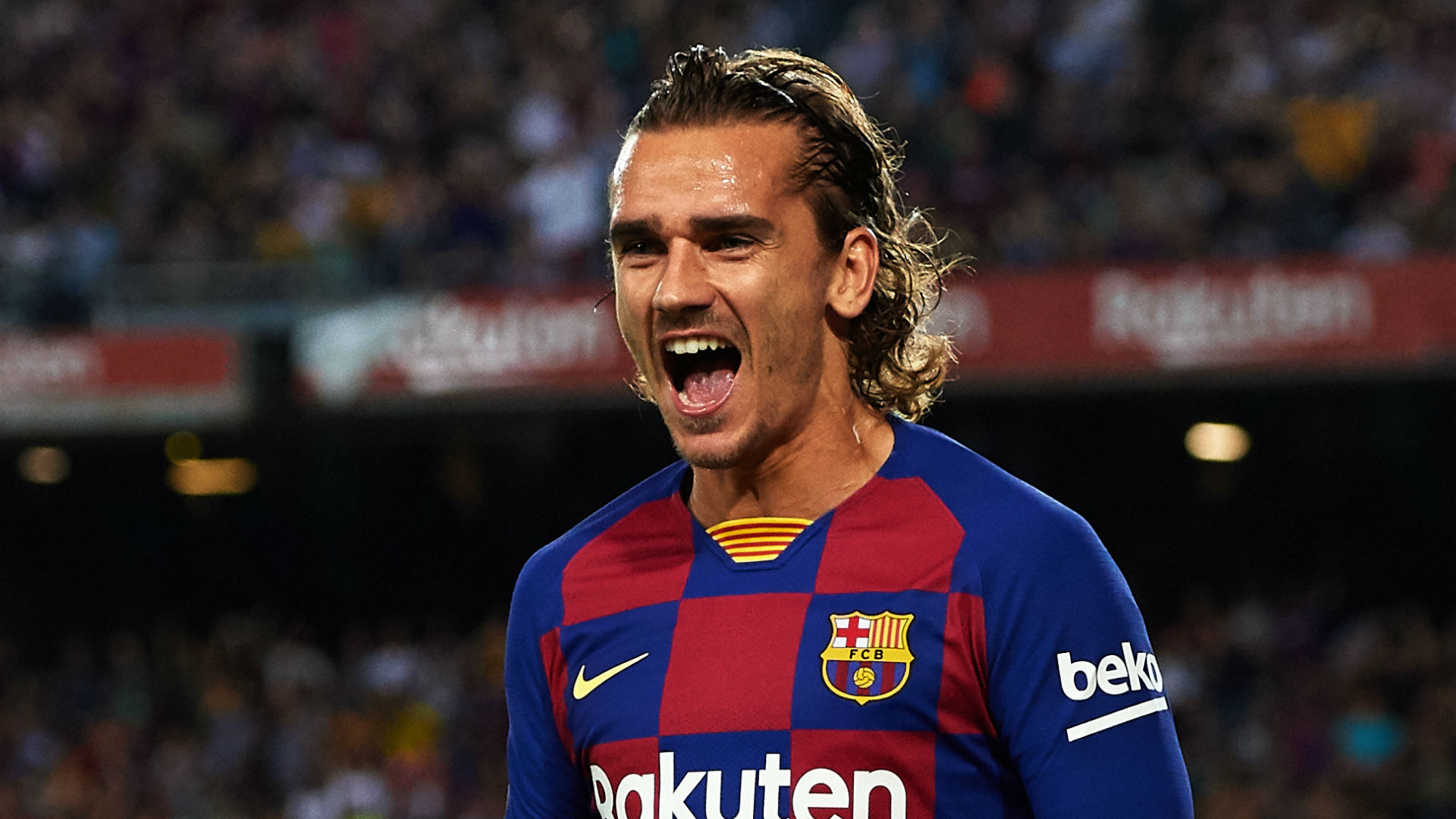 Barcelona fined €300 for Griezmann approach