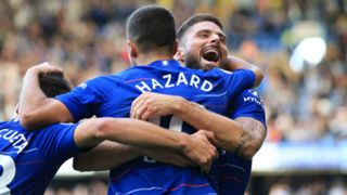 Eden Hazard and Olivier Giroud - cropped