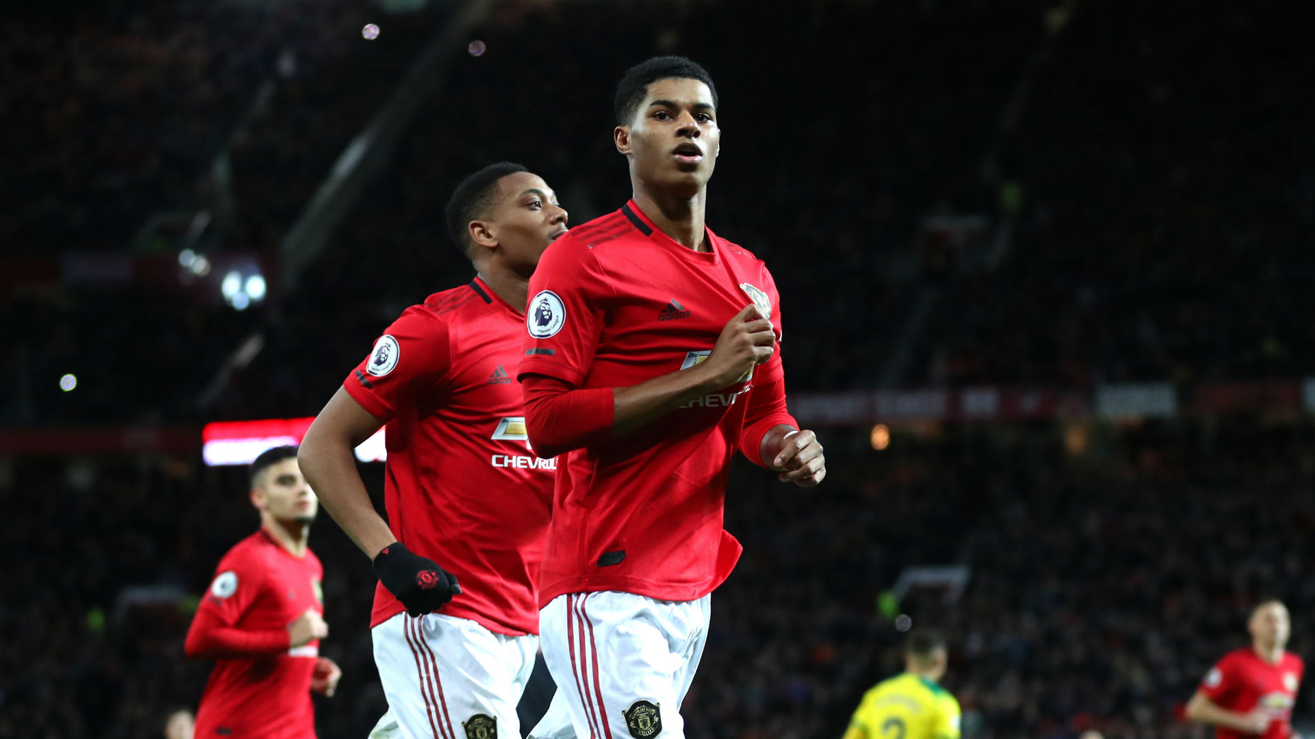 Rashford can be one of the best players in the world - Matic