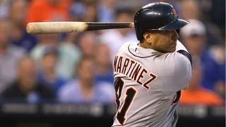Tigers slugger Victor Martinez