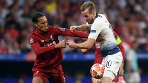 Kane out to prove Van Dijk and Liverpool are 'not invincible'