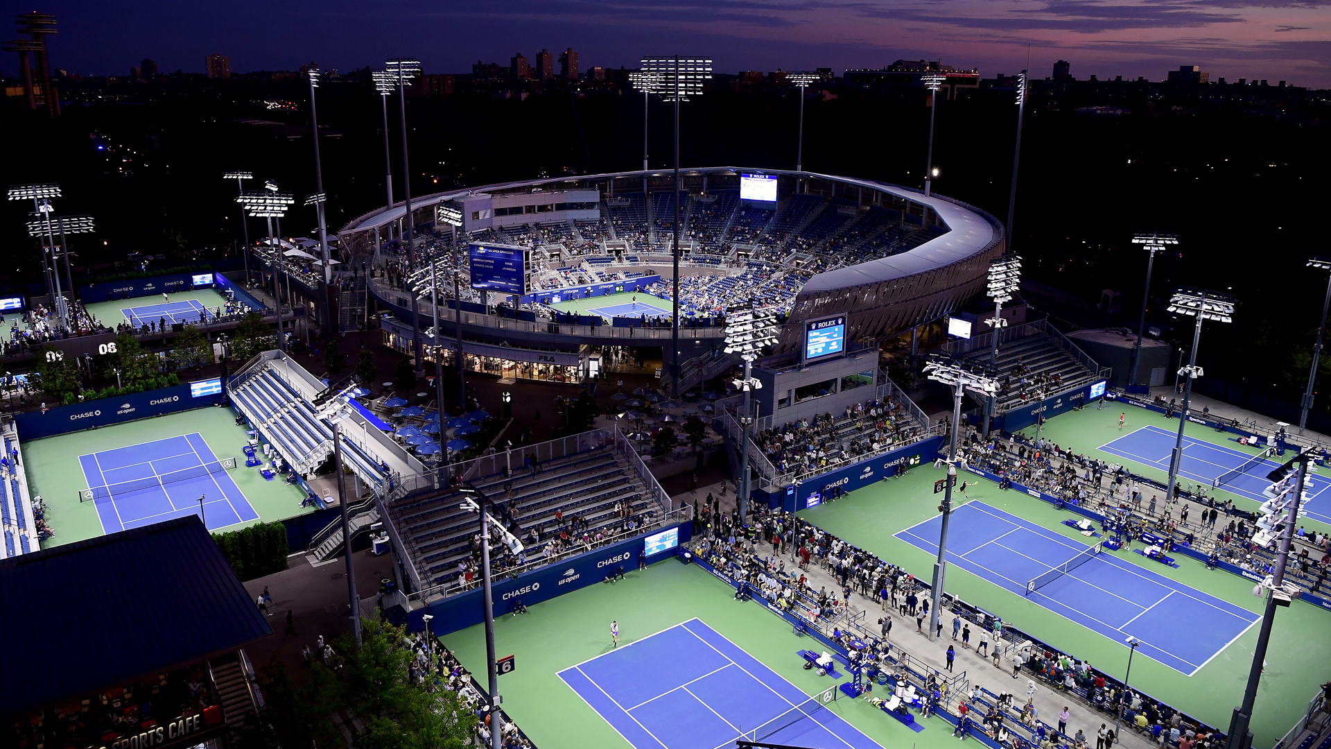 U.S. Open preparing to go ahead as scheduled, appears to criticize French Open