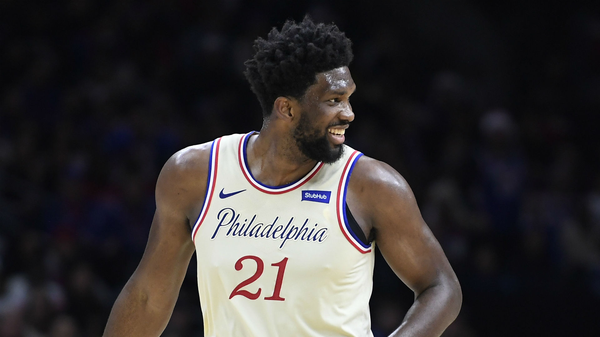 76ers coach says no one has worked harder than Joel Embiid ahead of NBA's return 1