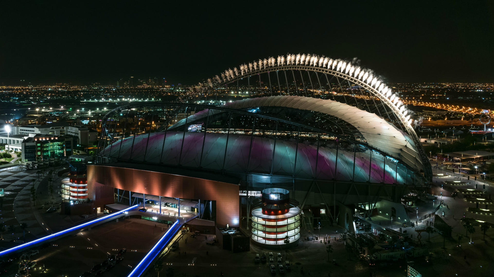 Club World Cup games moved from Qatar's Education City Stadium