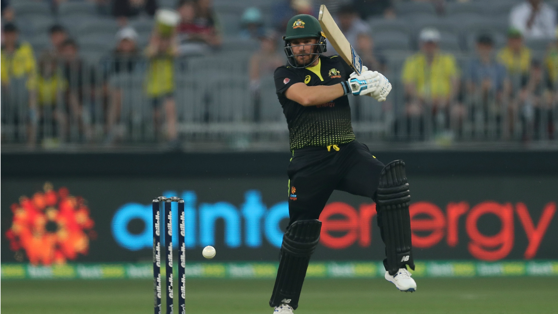 Australia v Pakistan: Aaron Finch fifty fires hosts to victory after Sean Abbott's dream return