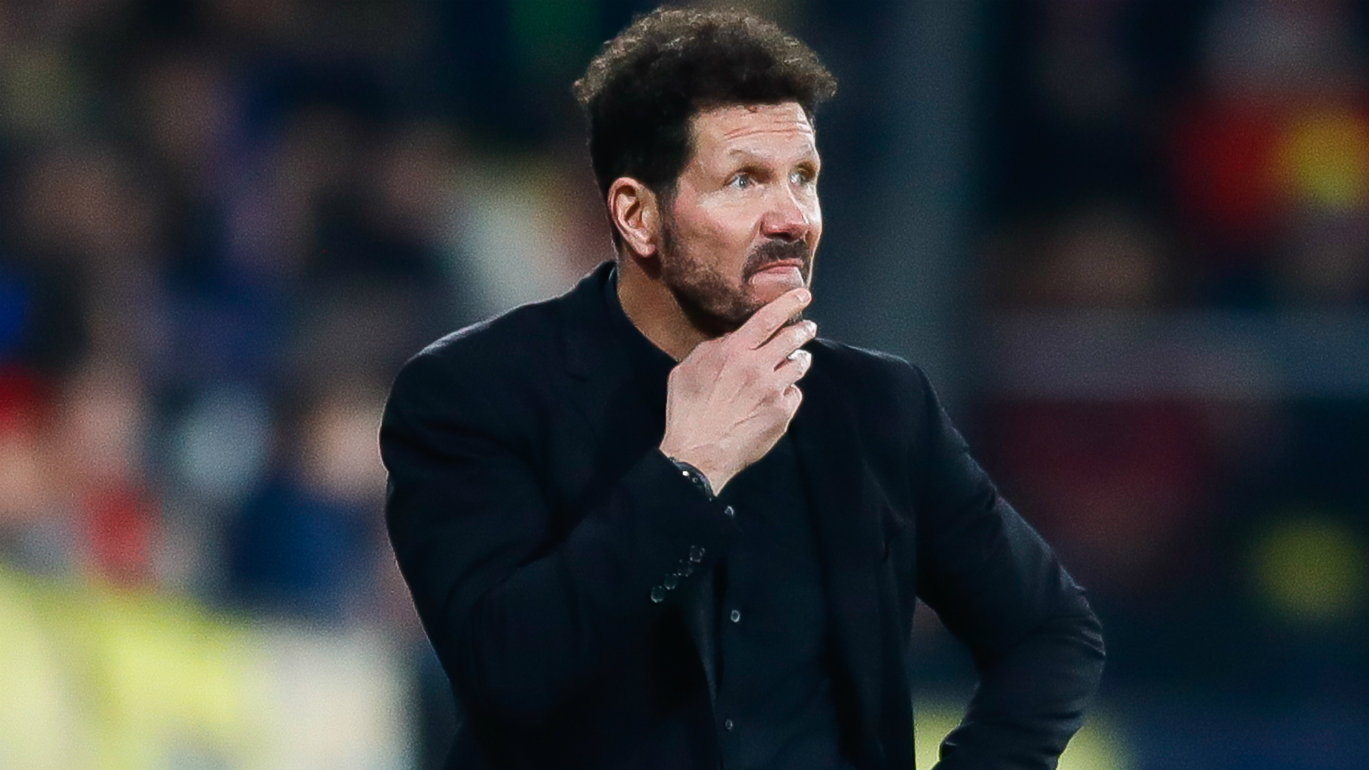 Atletico crippled by 'anxiety' from missed chances - Simeone