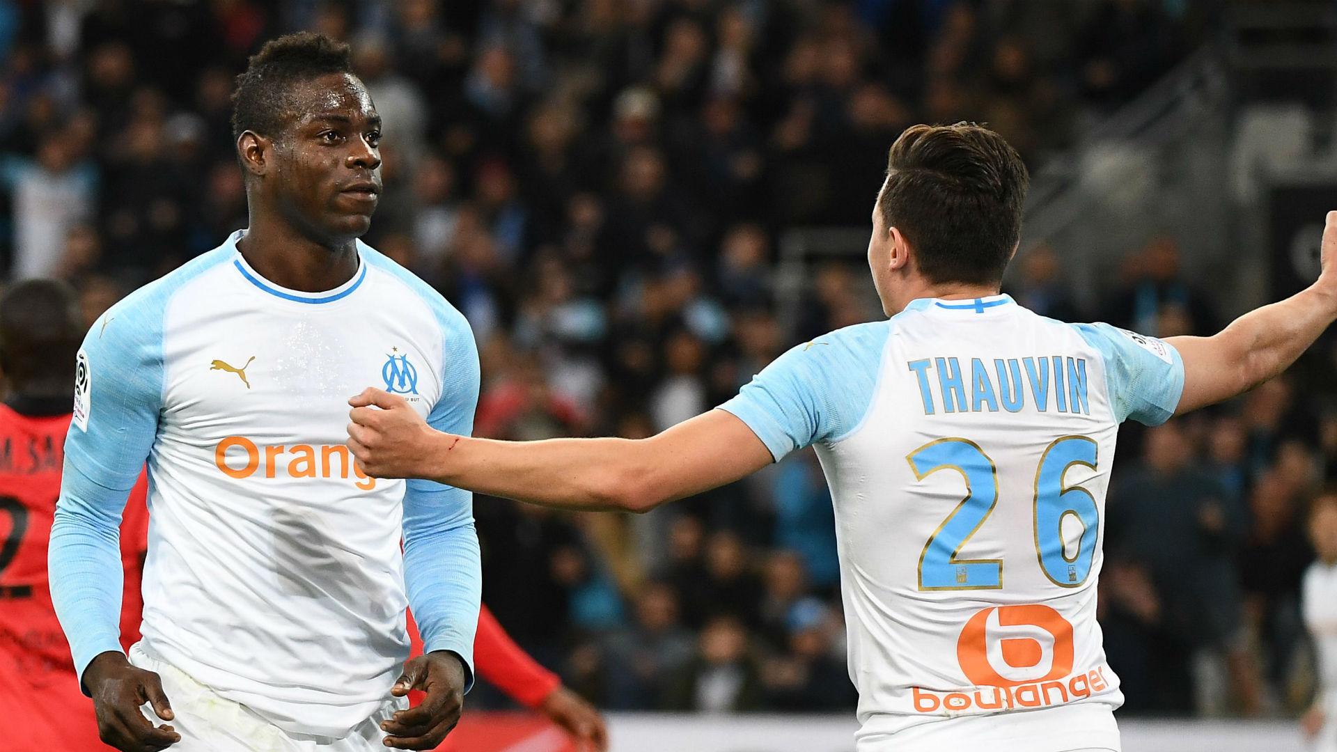 Ligue 1 News: Mario Balotelli scores against Patrick Vieira's Nice ...