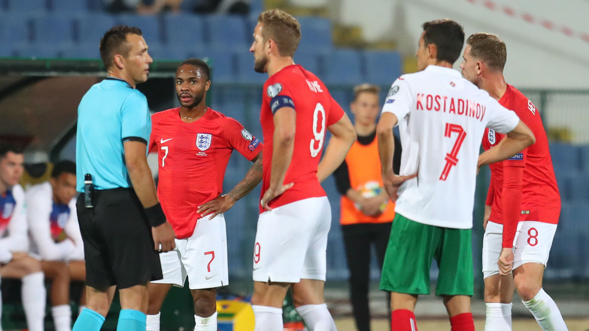 Bulgaria fined $83,000, stadium banned for racism in England game