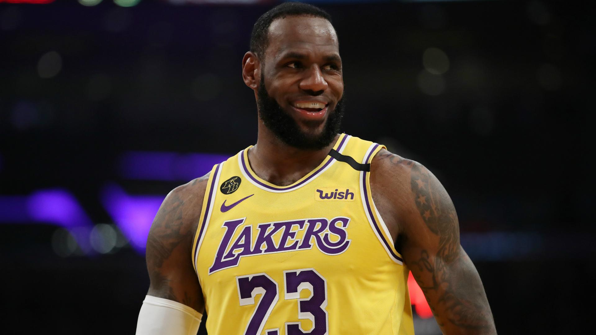 LeBron James on MVP race: 'I've shown what I'm capable of doing'