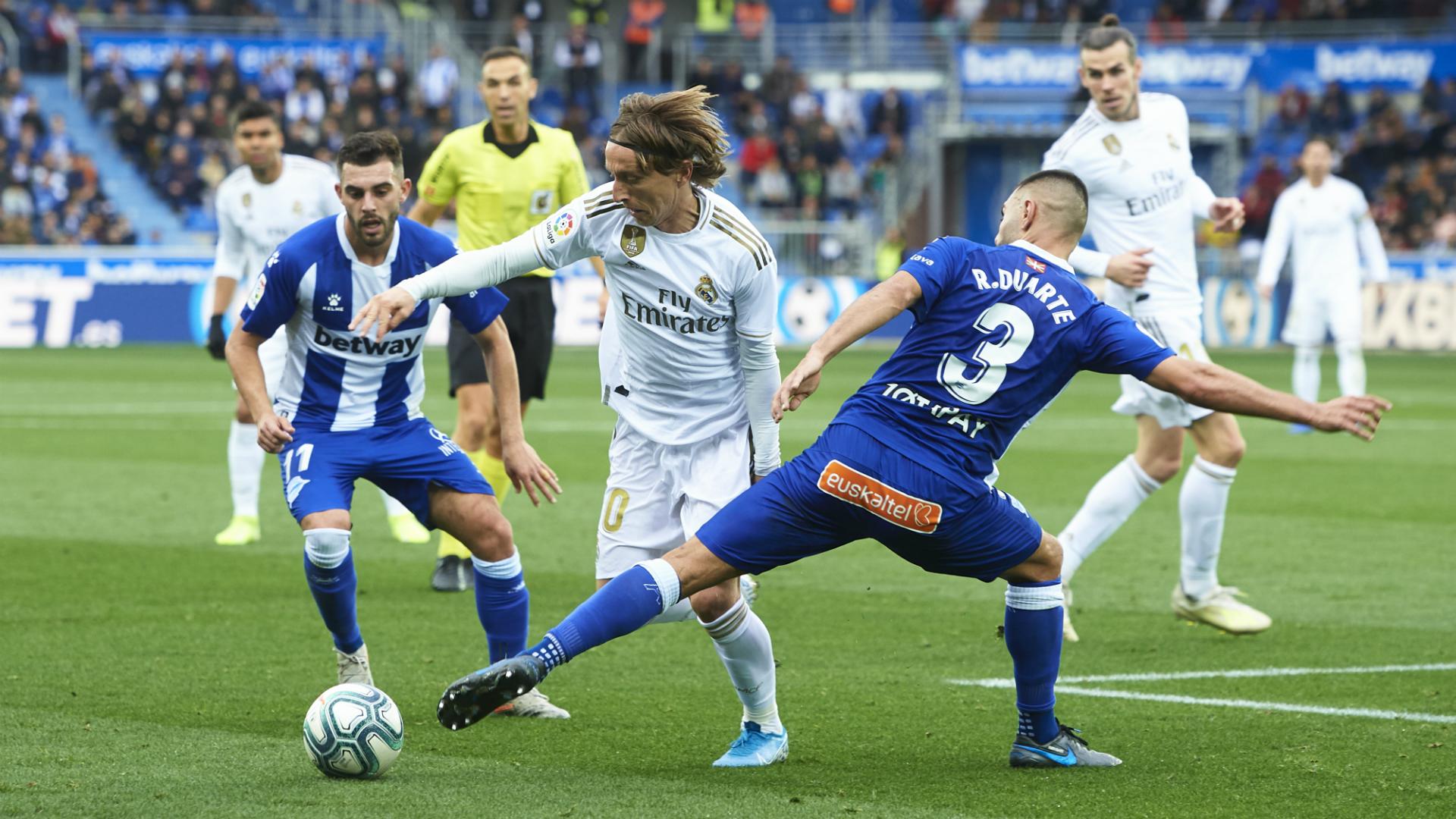 Deportivo Alaves V Real Madrid Match Report 30 11 2019 Primera Division Goal Com