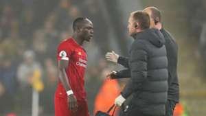 Liverpool, Mané va rater encore deux matches
