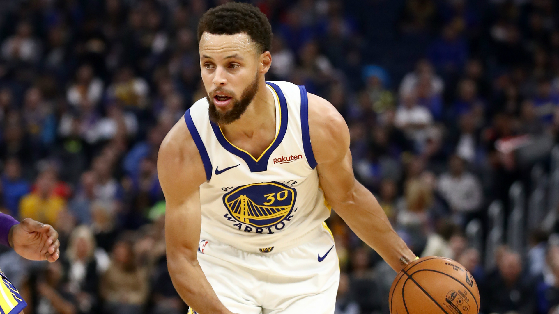 Steve Kerr says Warriors never considered shutting down Stephen Curry for remainder of season