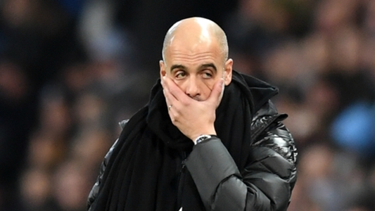 HLV Guardiola thừa nhận Man City không còn cửa cạnh tranh vô địch với Liverpool | Goal.com