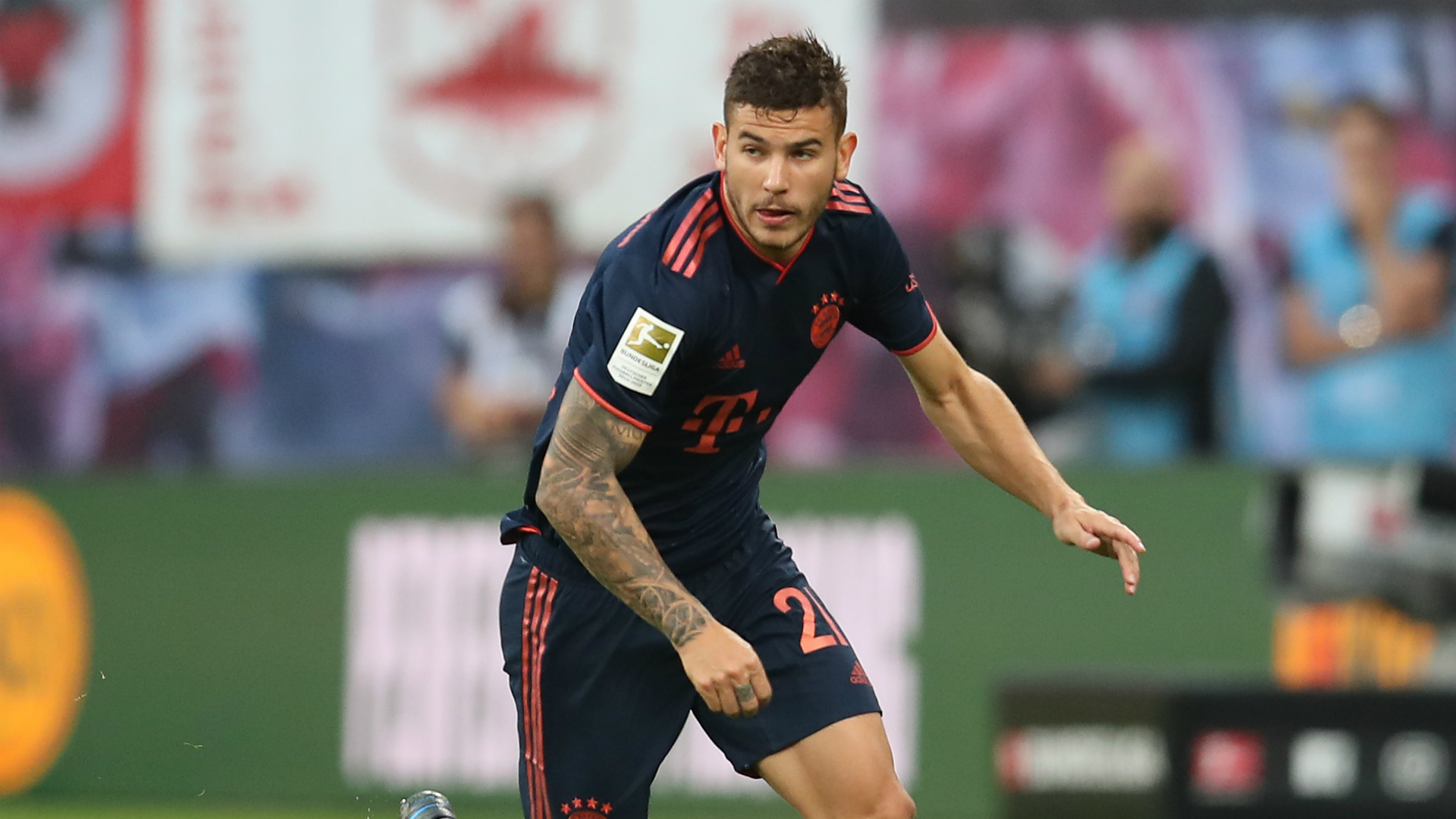Lucas Hernandez news: 'If he's here, it means he's fit to ...