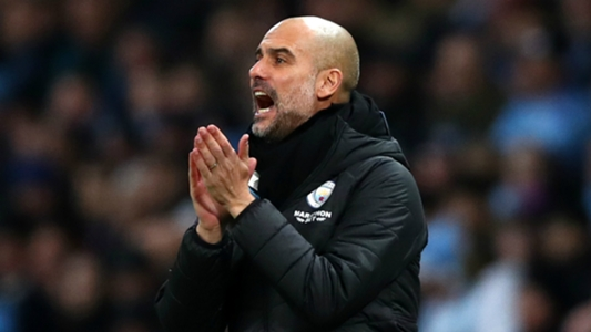 Guardiola on how Man City can catch Liverpool: Work harder, play better and pray!