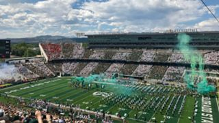Colorado State's new stadium