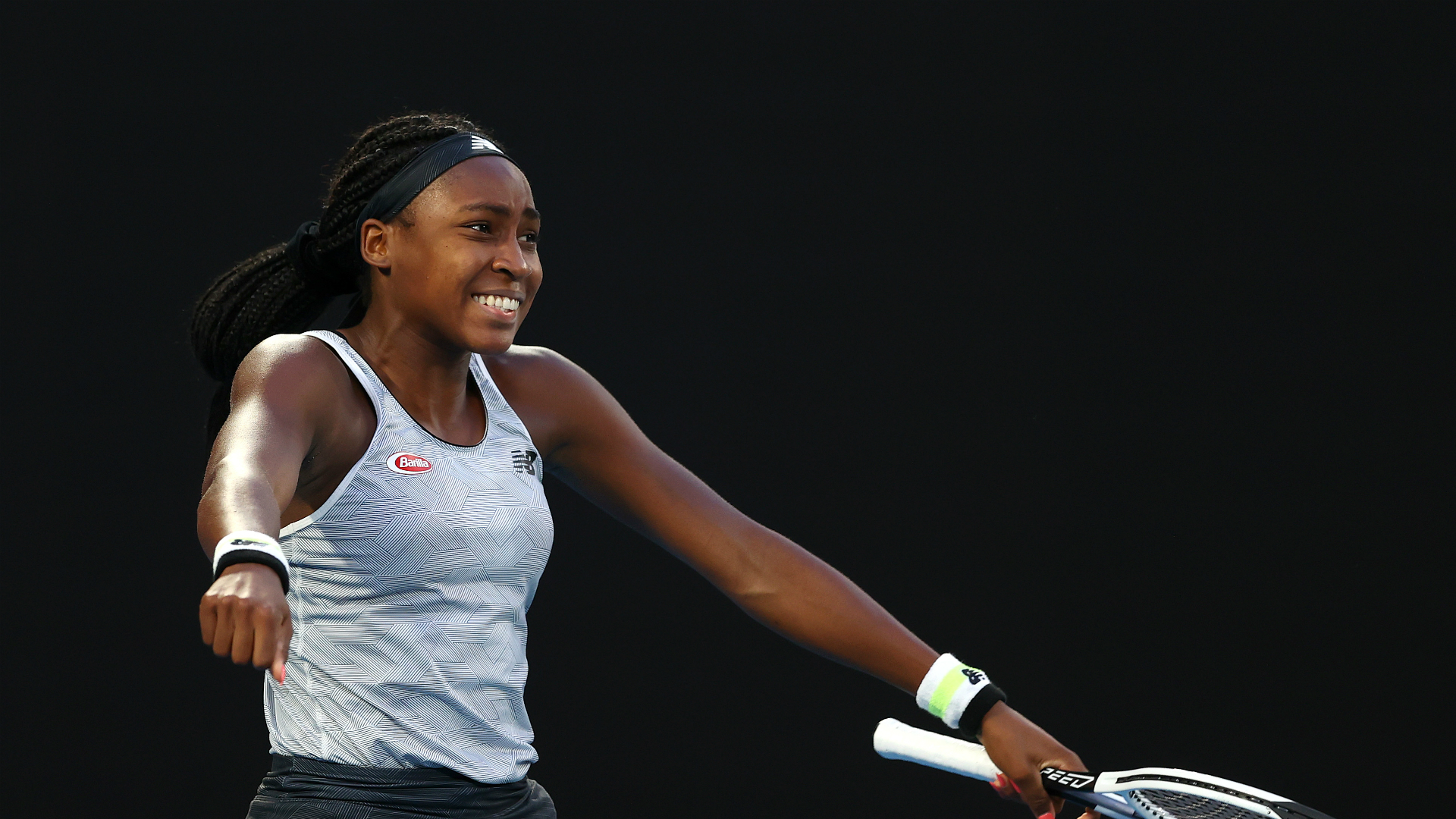 Australian Open 2020: Ruthless Cori Gauff dumps out defending ...