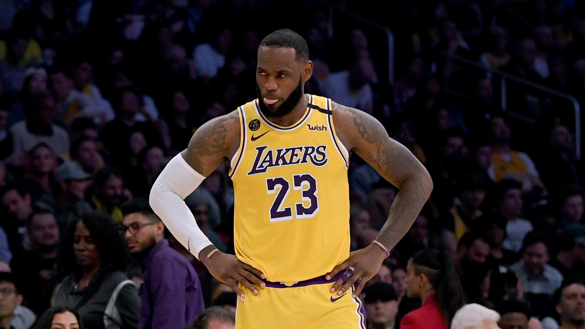 LeBron James, Stephen Curry react to NBA's coronavirus suspension: 'What we really need to cancel is 2020!'