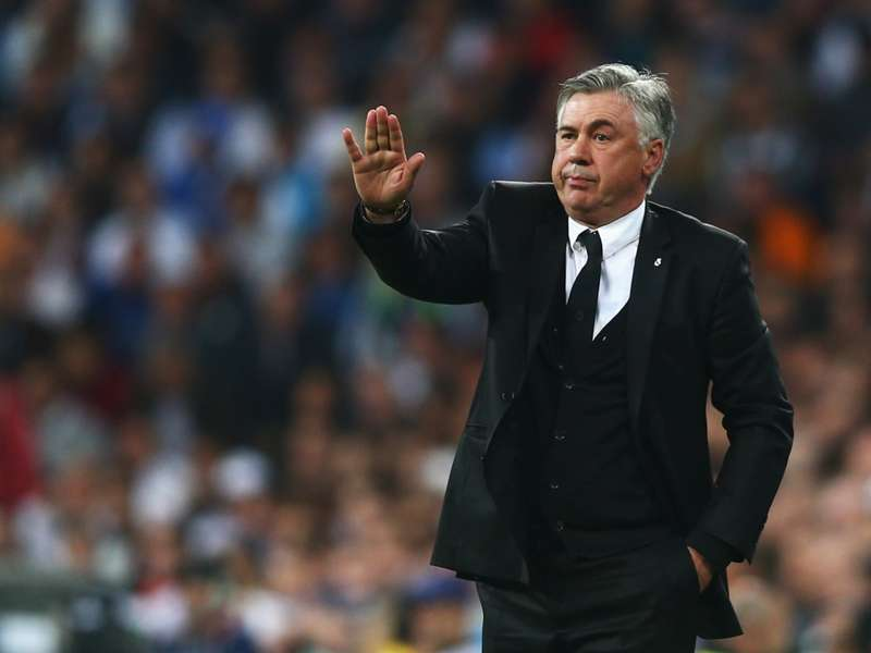 Ancelotti reveals Real Madrid contract talks