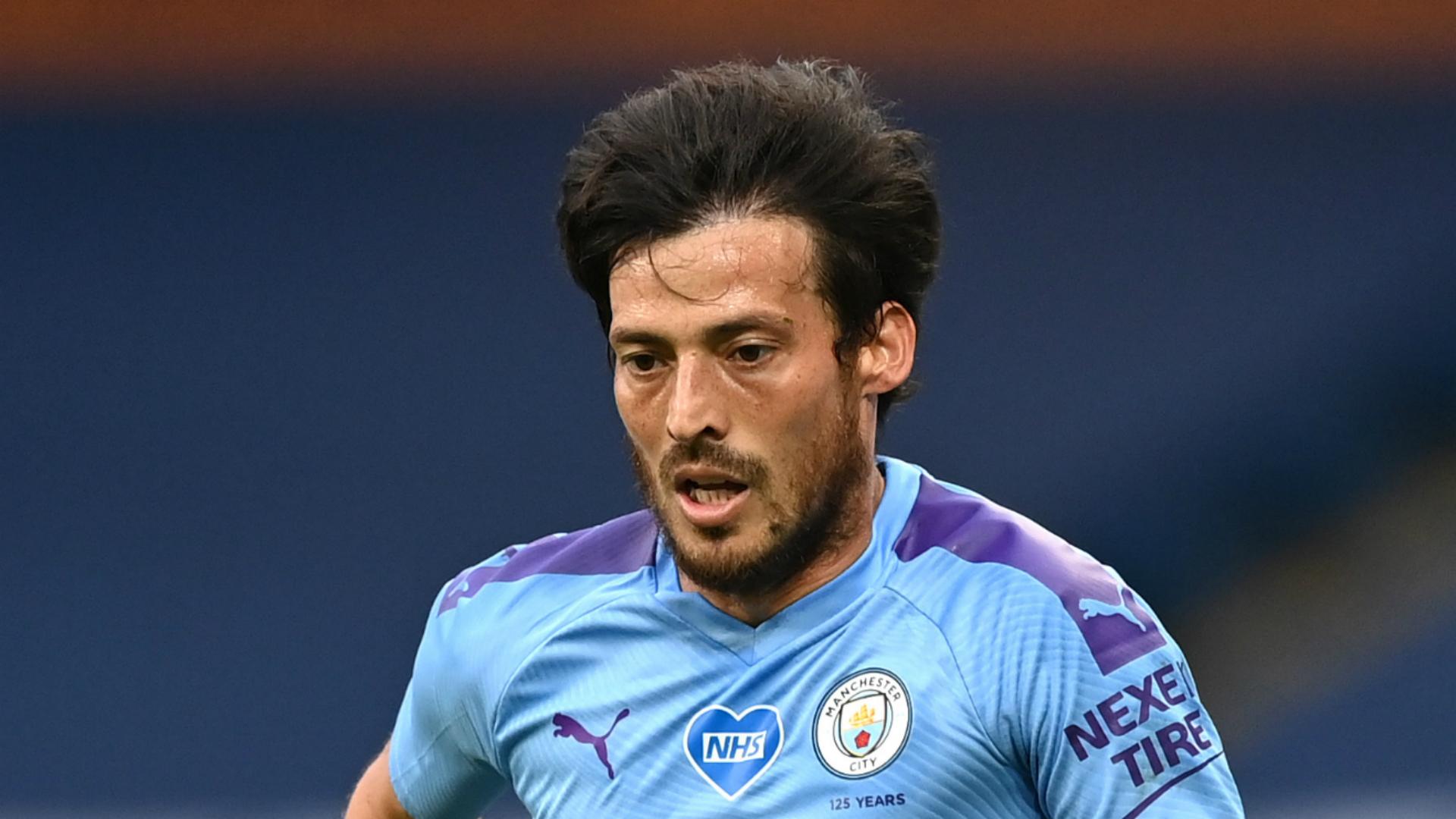 Silva: Man City success was beyond my wildest dreams