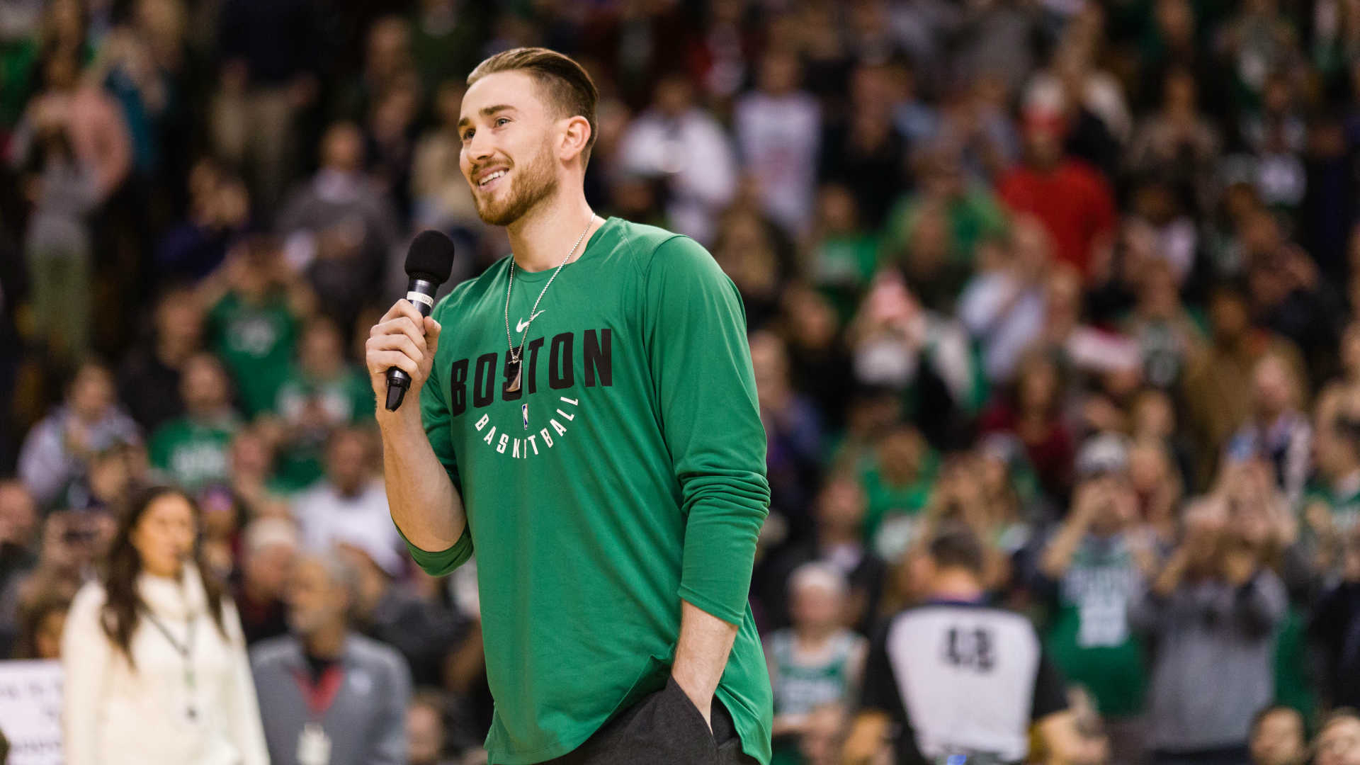 Gordon Hayward Says Ankle Is Basically 100 Percent Sporting News