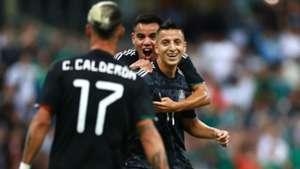 Mexico 3-1 Panama: El Tri overcome spirited visitors to stay perfect